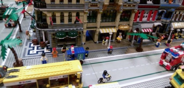 Expo Lego Bertrange 2012 - City