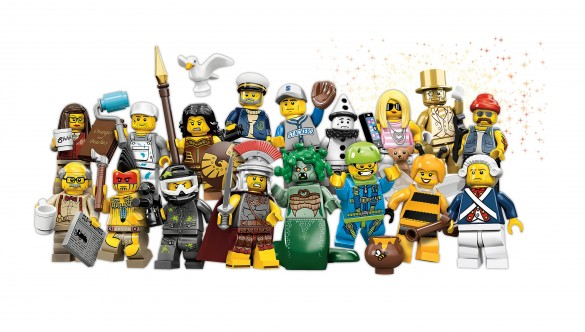 Minifigs Series 10