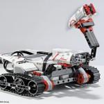 Lego Mindstorms EV3 TRACK3R
