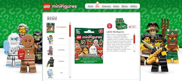 Lego Minifigures 11