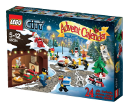 Lego City Advent Calendar 2013