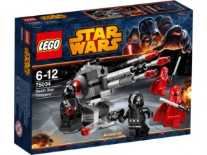 Star Wars 2014 Lego set 75034