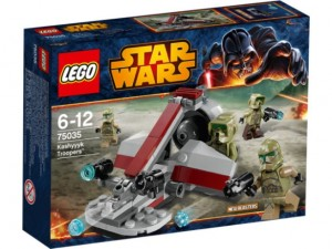 Star Wars 2014 Lego set 75035