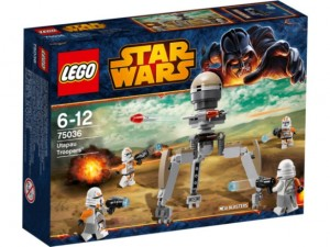 Star Wars 2014 Lego set 75036