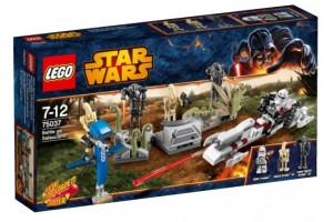 Star Wars 2014 Lego set 75037