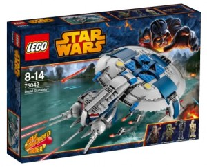 Star Wars 2014 Lego set 75042