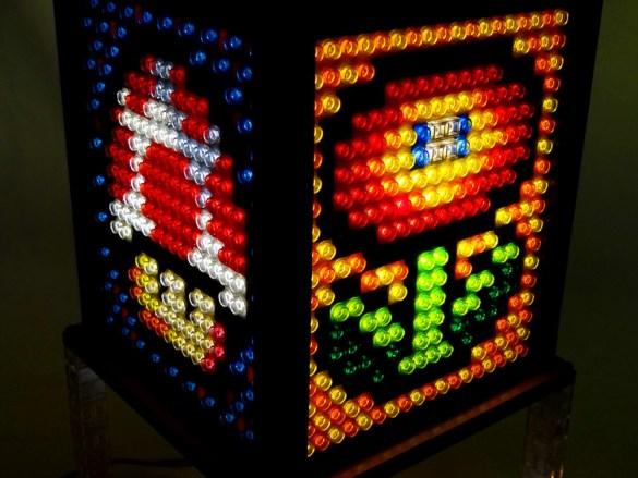 Lampe Super Mario Lego