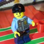 Lego CIty Advent 2013 Jour 1