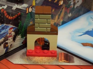 Lego CIty Advent 2013 Jour 2