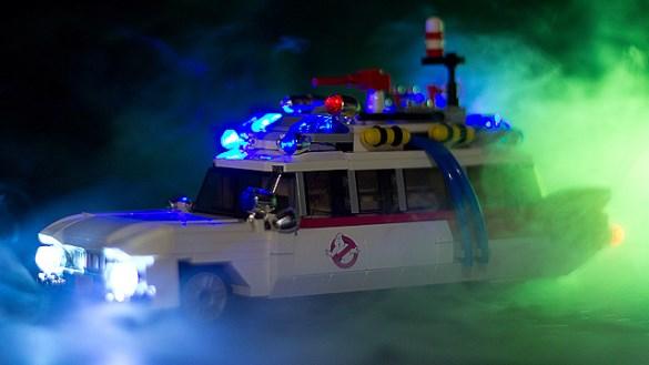 Lego Cuusoo Ghostbusters ecto 1
