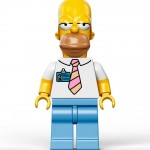 Lego Simpsons set 7106 Homer