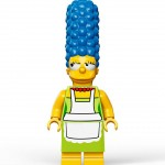 Lego Simpsons set 7106 Marge