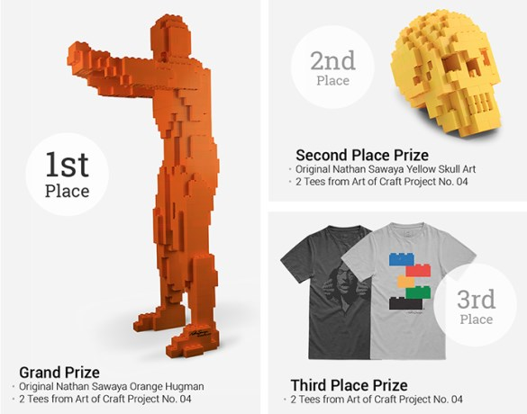 Brick Art Contest