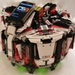 Record du monde pour le Cubestormer 3