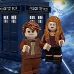 Lego Idea Dr Who