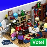 Lego Idea The Big Bang Theory