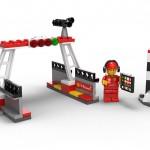 Lego Shell Finish