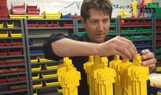 Les Oscars en Lego